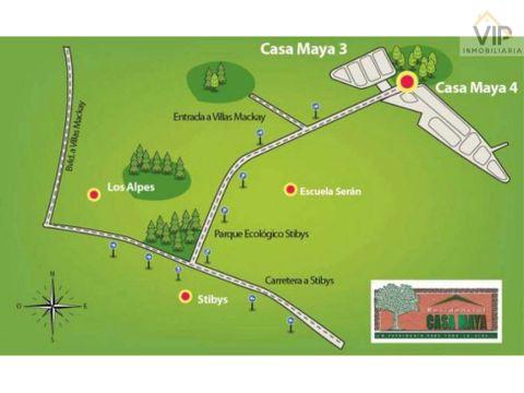 terreno en venta res casa maya iv san pedro sula honduras ca