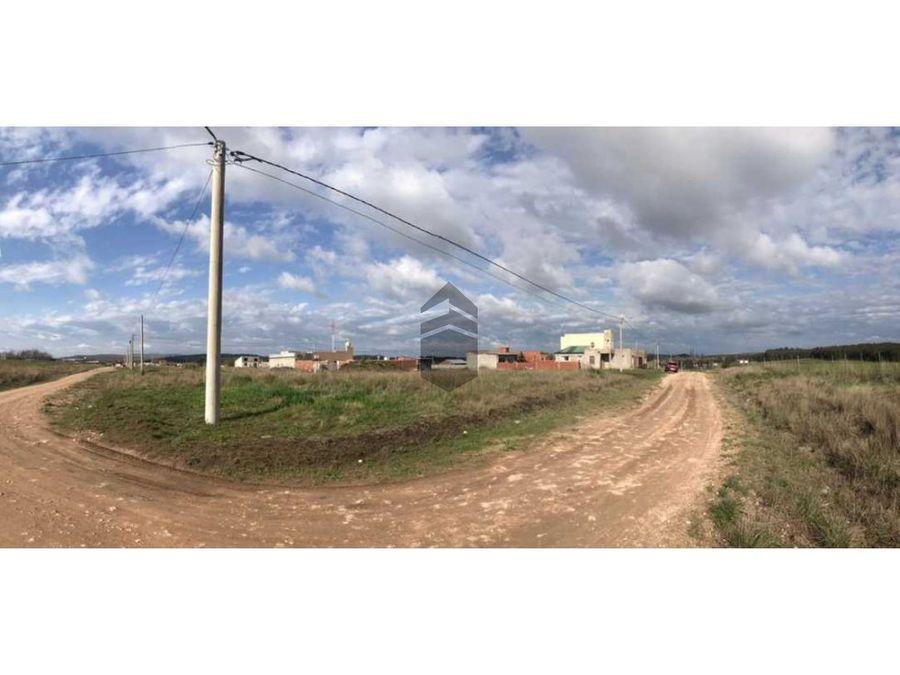 terreno en venta villa cacique