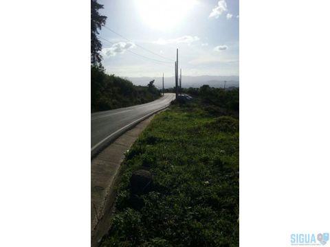 terreno en venta vista hermosa iv zona 16