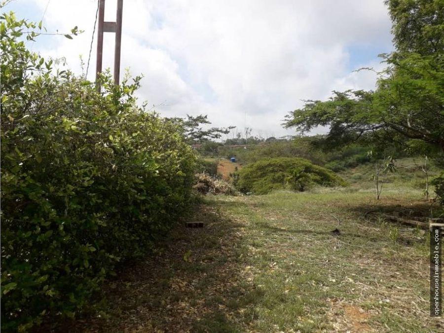 terreno el manzano