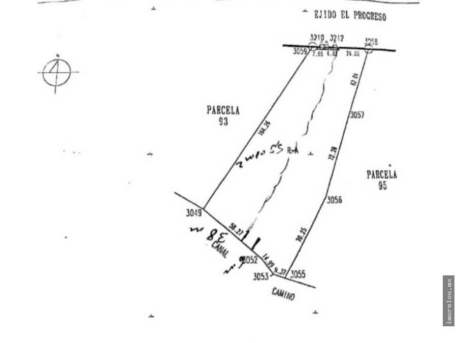 terreno escriturado 12006 mt2 en las fuentes de jiutepec