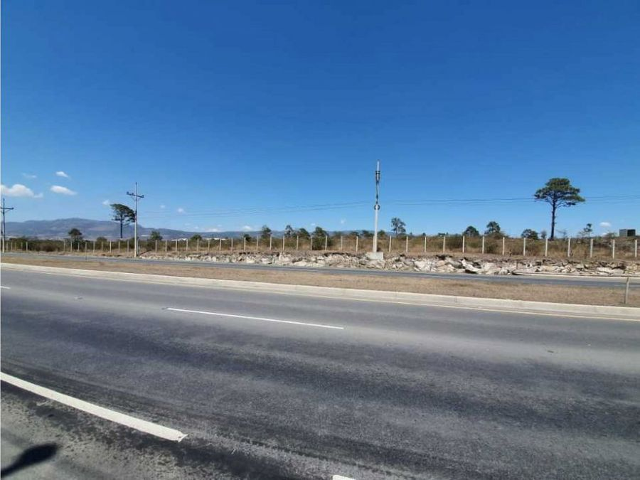 terreno km18 amarateca
