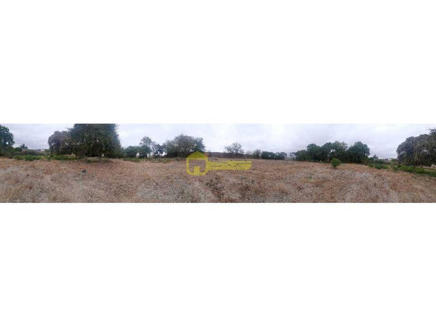 terreno ideal para fabrica proyecto inmobiliario etc
