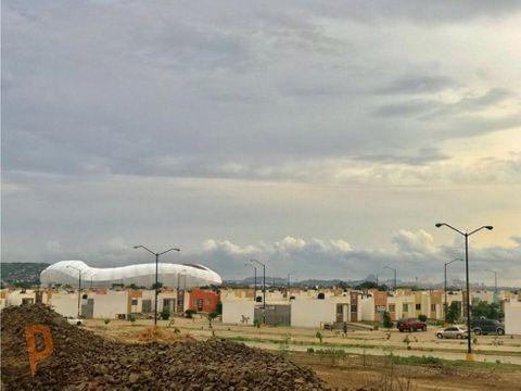 terreno por el nuevo estadio de futbol