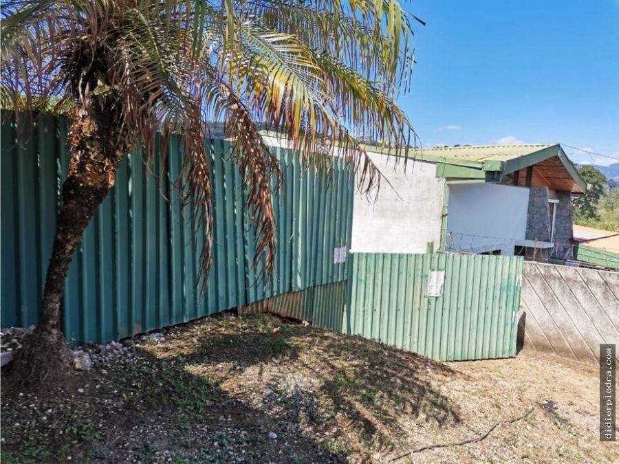 terreno para construir uso residencial