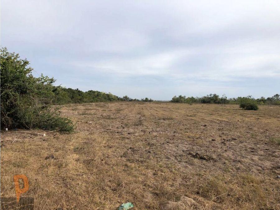 terreno para inversion en teacapan