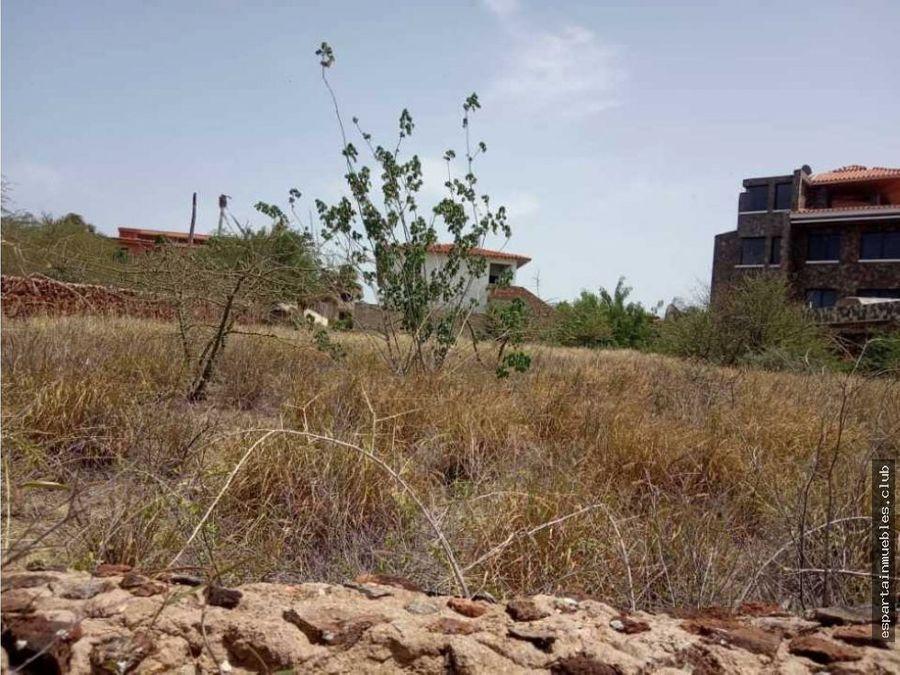 terreno turistico r el yaque nueva esparta