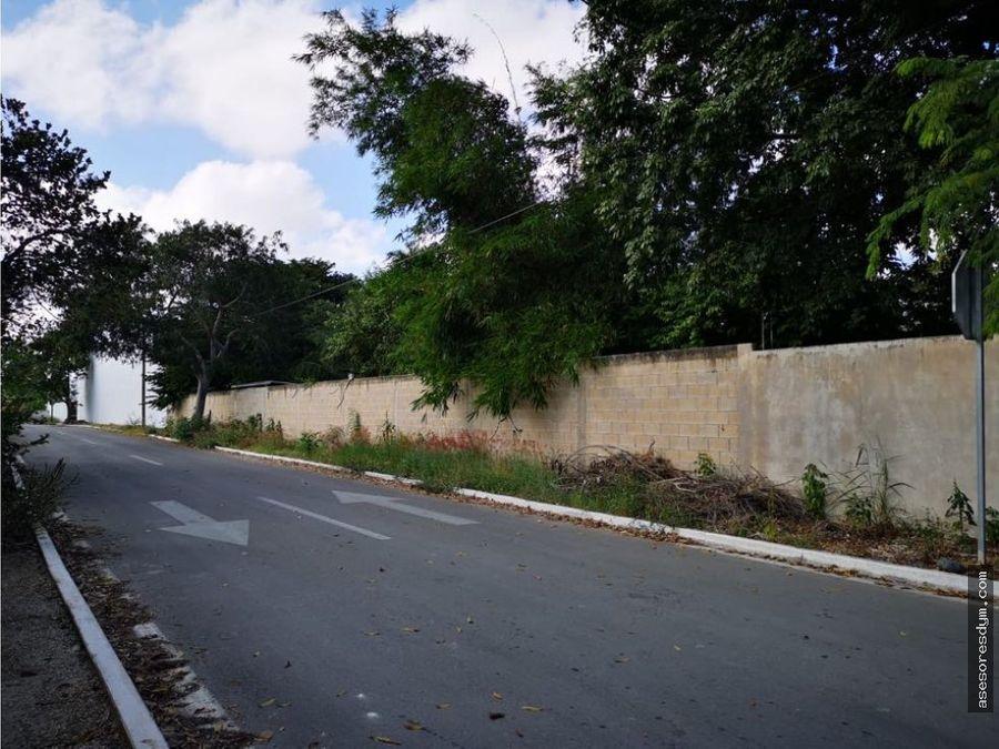 terreno urbanizado por macroplaza merida