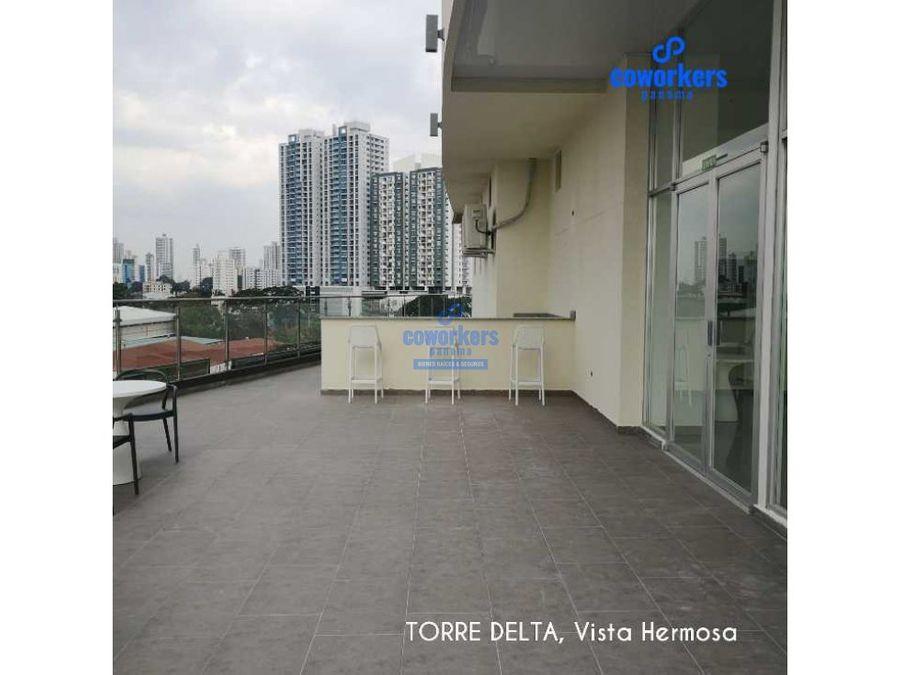 torre delta vista hermosa