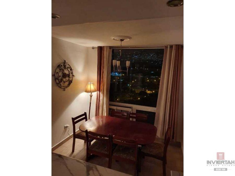 torre lara 2 apartamento amueblado en renta