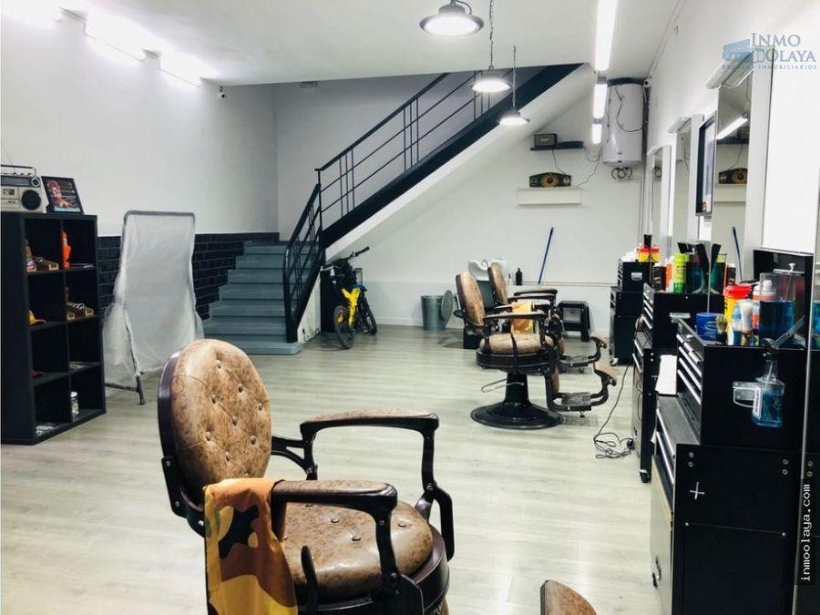 traspaso barberia en ciutat vella