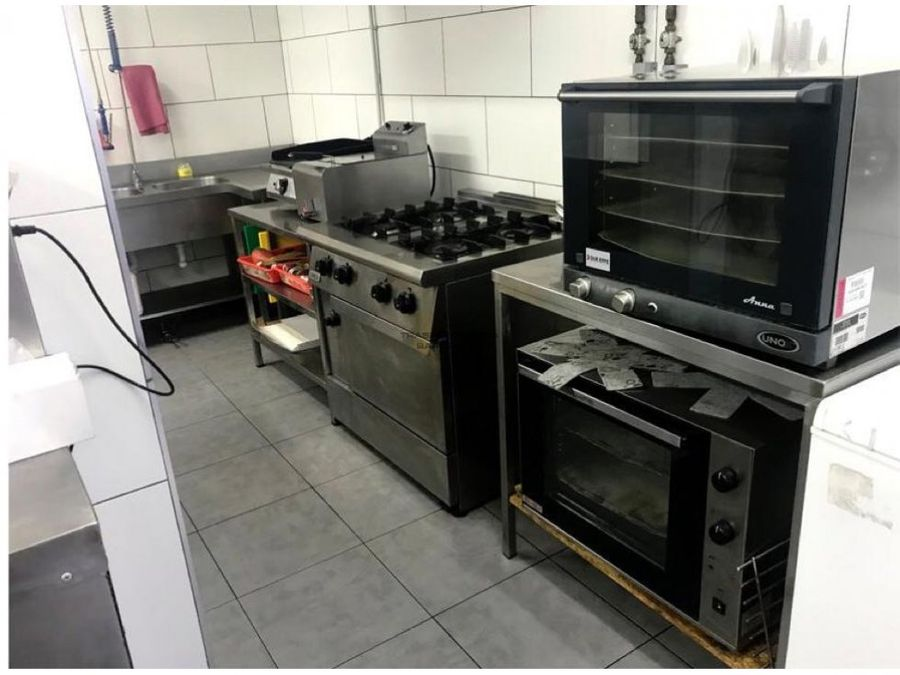 traspaso obrador cocina industrial plaza espana