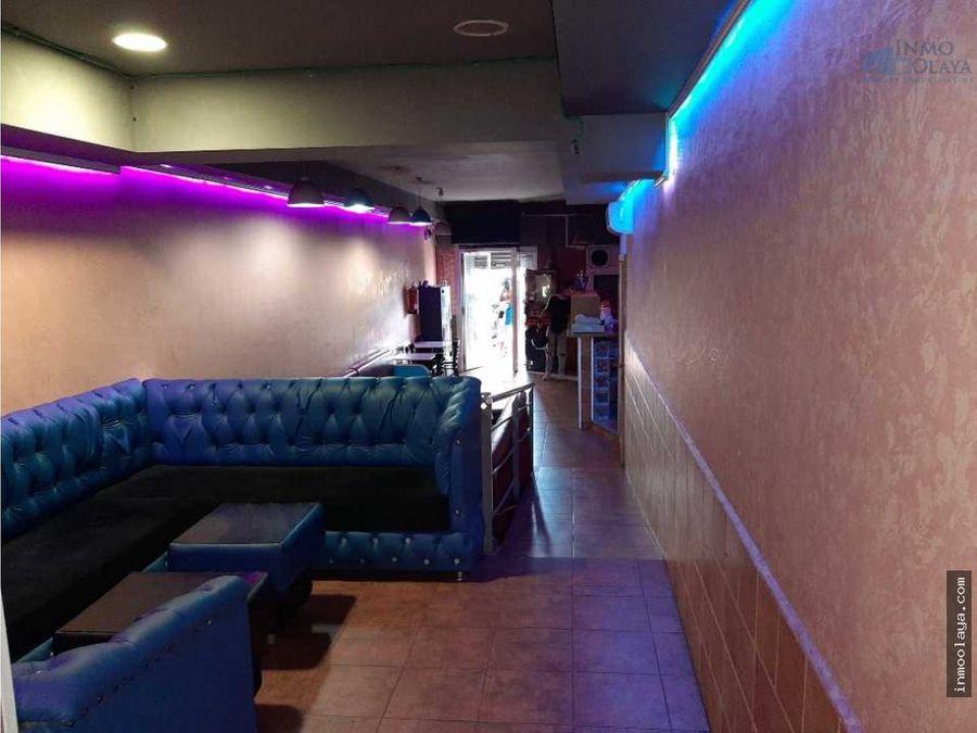 traspaso bar cafeteria c3 con terraza en san adrian