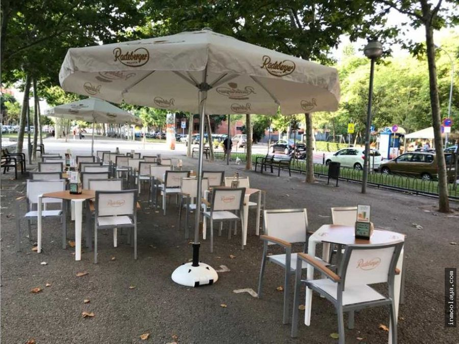 traspaso bar cafeteria con terraza en esplugues