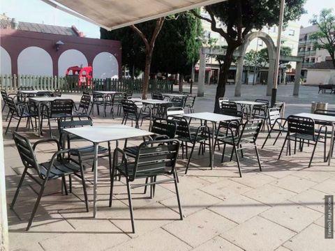 traspaso bar cafeteria con terraza en sant joan despi