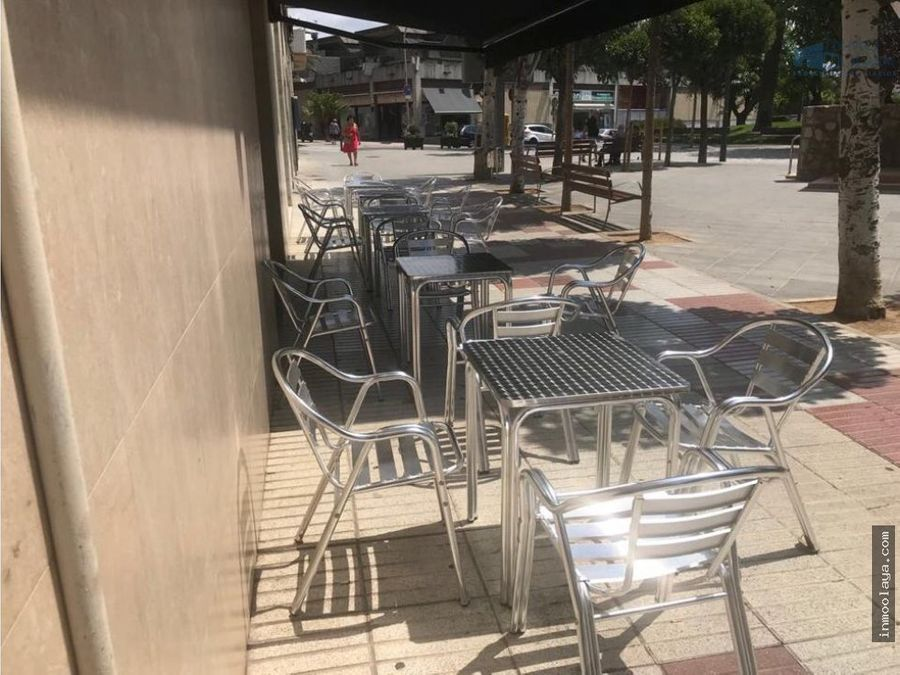 traspaso bar cafeteria churreria c2