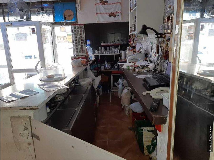 traspaso bar cafeteria c1 en hospitalet