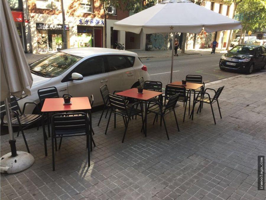 traspaso restaurante brasseria c3 eixample