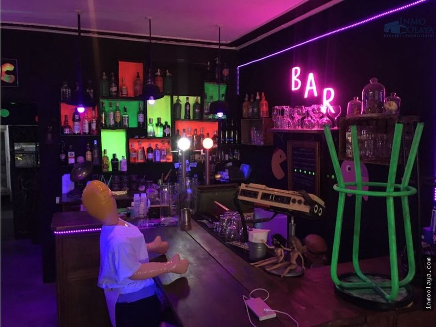 traspaso bar restaurante c3 vivienda en gracia