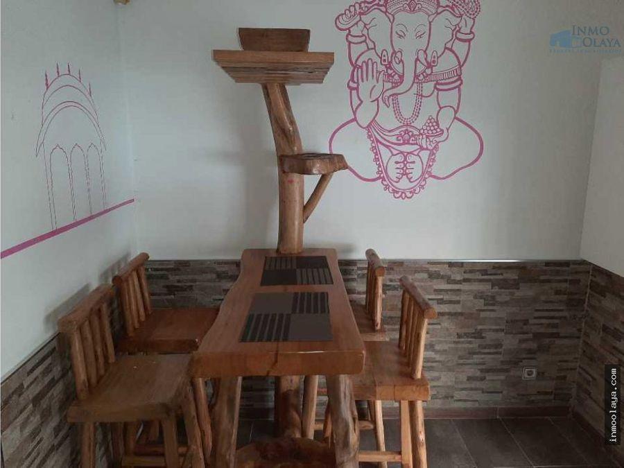 traspaso bar restaurante c3en la sagrada familia