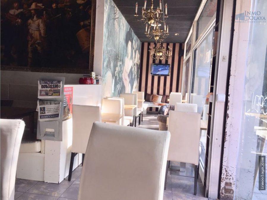 traspaso bar restaurante c2 en el poblenou