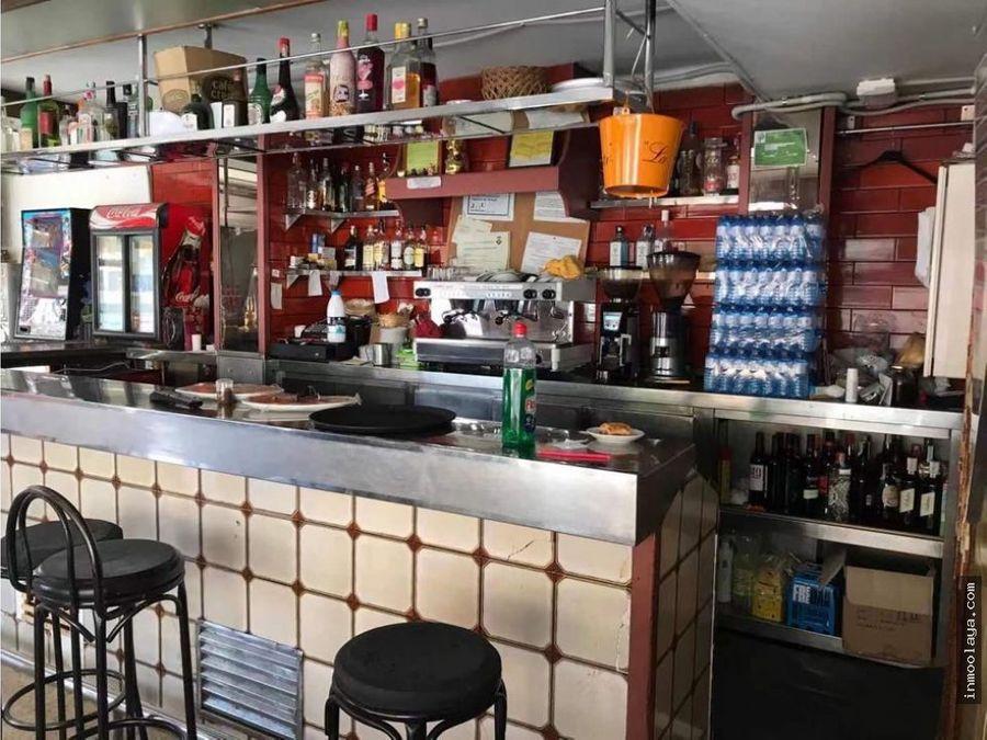traspaso bar restaurante con terraza en viladecans