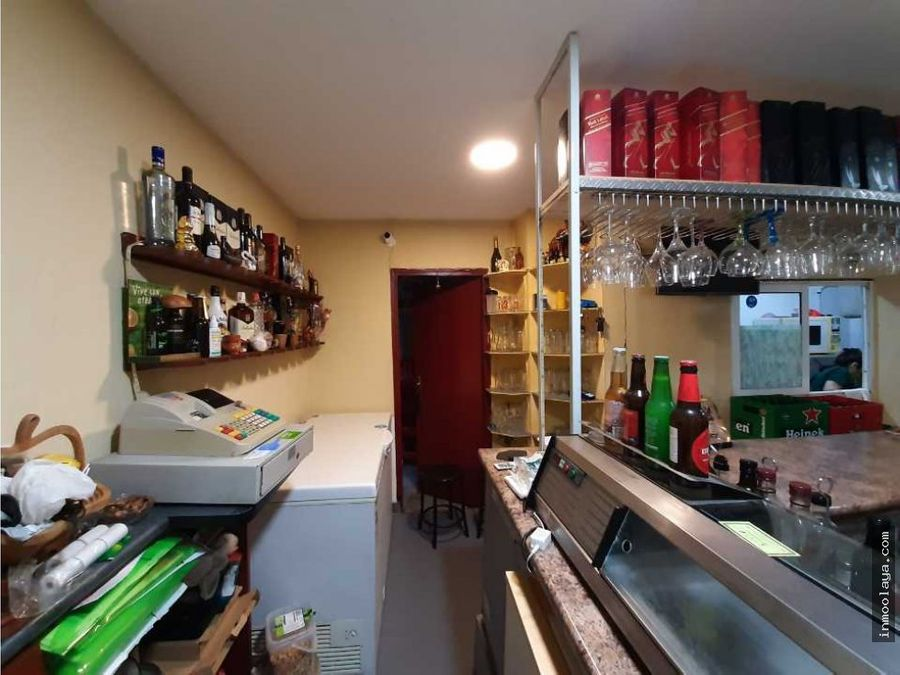 traspaso bar restaurante con terraza en lhospitalet