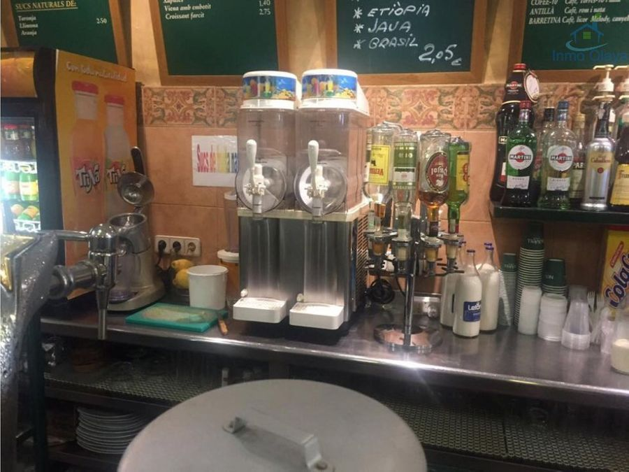 traspaso cafeteria degustacion gracia