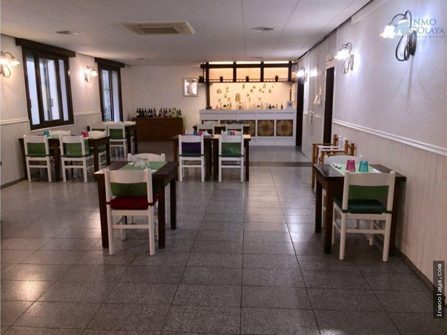 traspaso restaurante cafeteria c3
