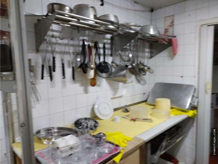 traspaso charcuteria con obrador y degustacion en sant gervasi
