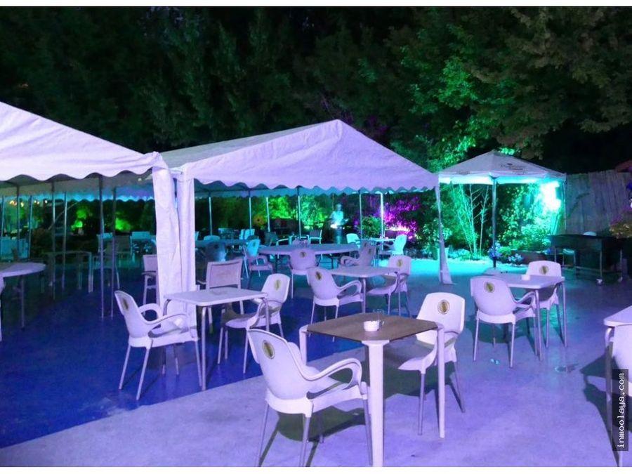 traspaso club swingers con restaurante y bar