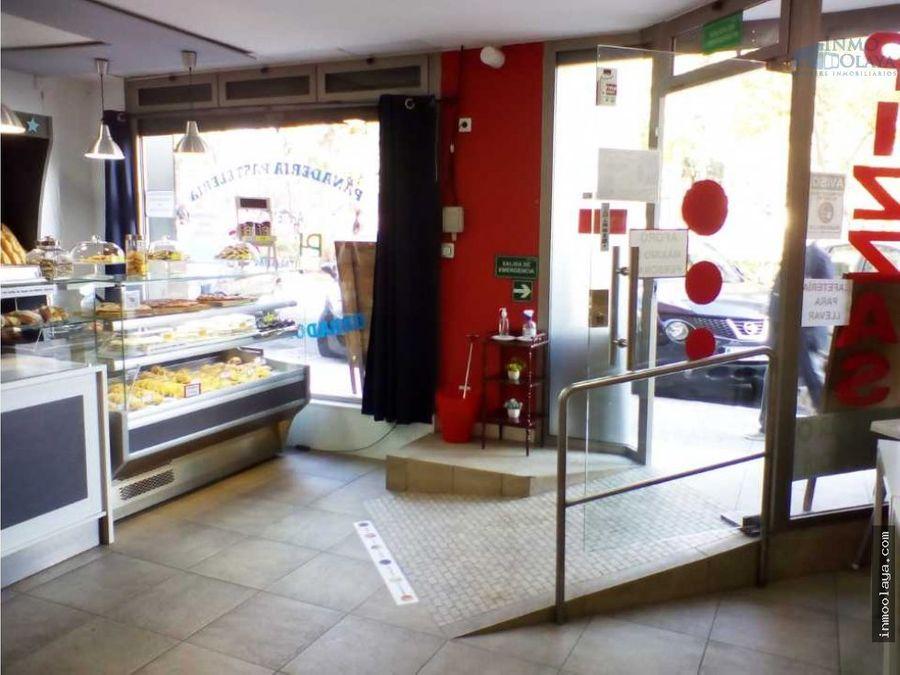 traspaso de cafeteria panaderia con degustacion y 2 obradores
