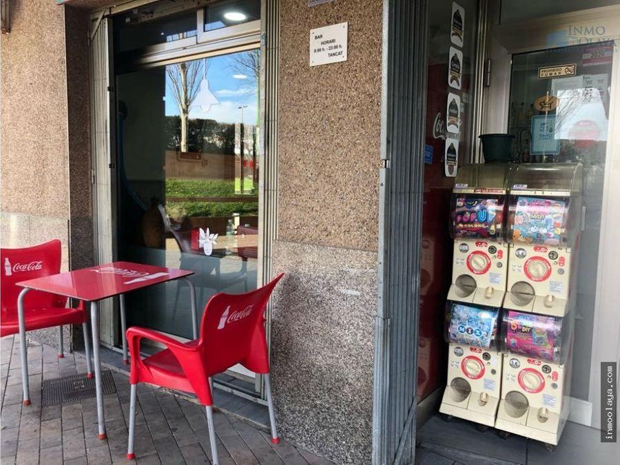 traspaso bar cafeteria c2 en sant adria