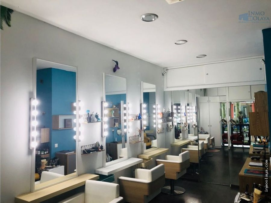 traspaso de peluqueria en sants