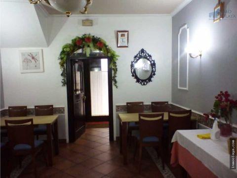 traspaso de restaurante braseria c3 en el centro de terrassa