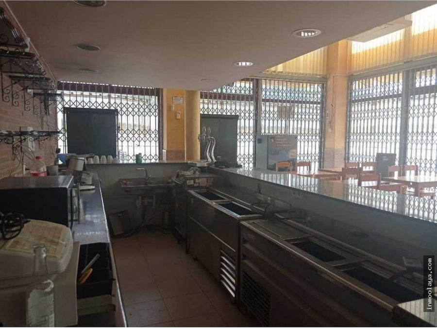 traspaso de restaurante c3 con terraza en sabadell