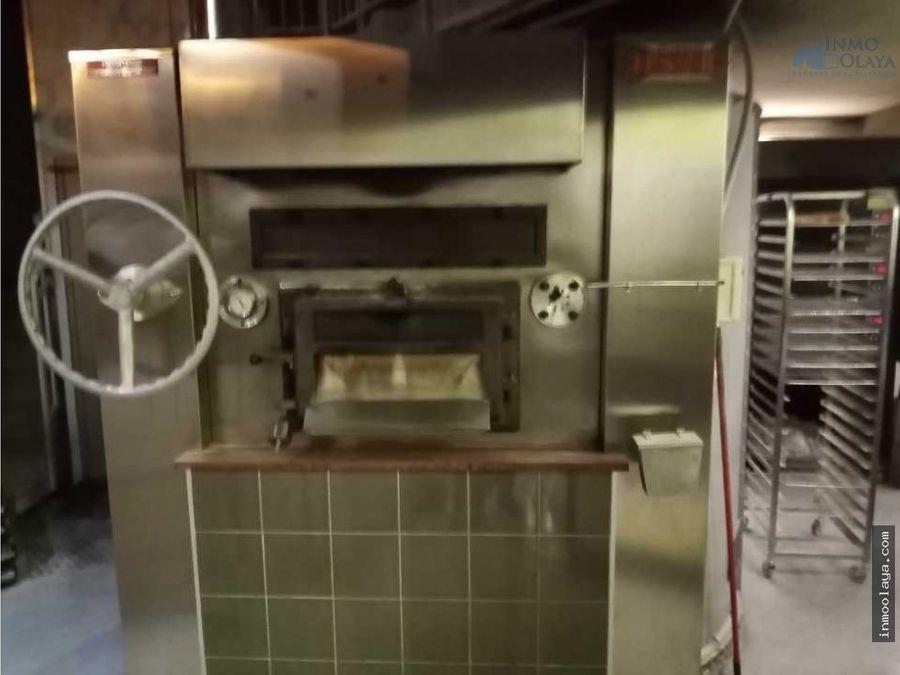 traspaso panaderia degustacion en les corts
