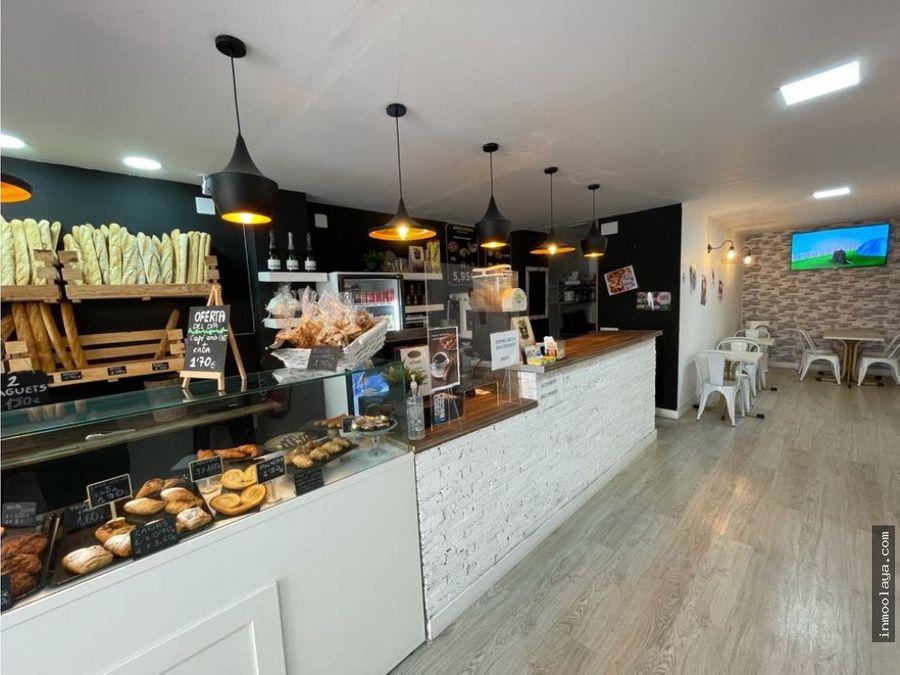 traspaso panaderia con obrador y degustacion en vilanova i la geltru
