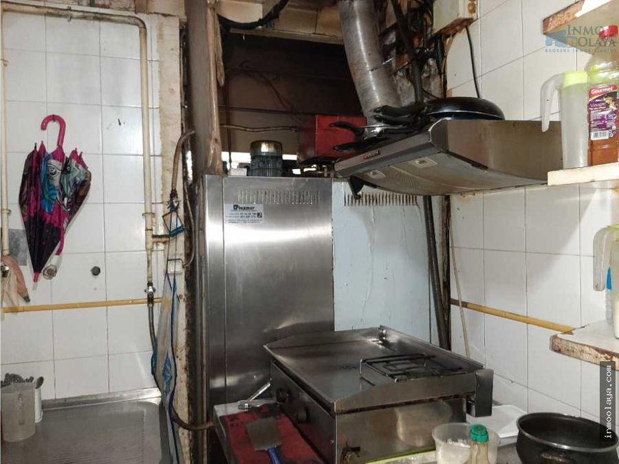 traspaso panaderia degustacion esquinera en hospitalet