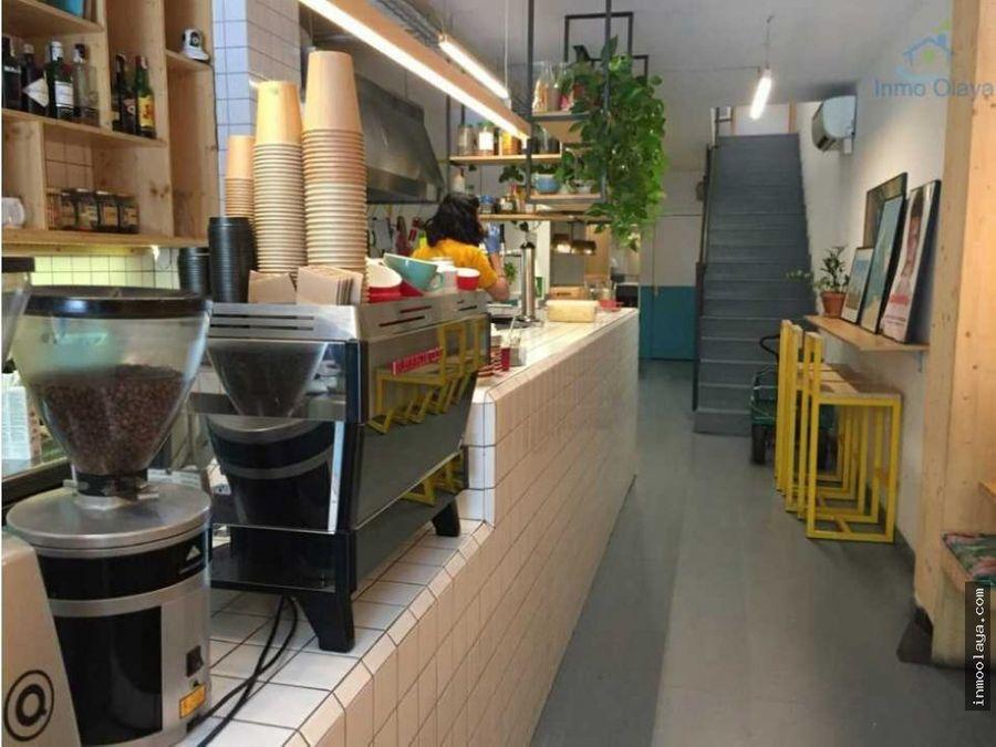 traspaso pasteleria cafeteria c3 en leixample