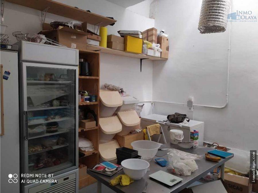 traspaso pasteleria a51 con obrador en gracia