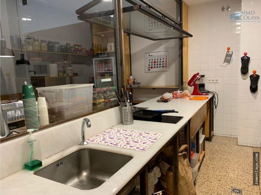 traspaso pasteleria degustacion en poblenou