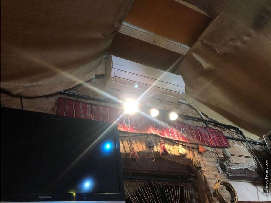 traspaso restaurant c3 mixto en pleno corazon de gracia