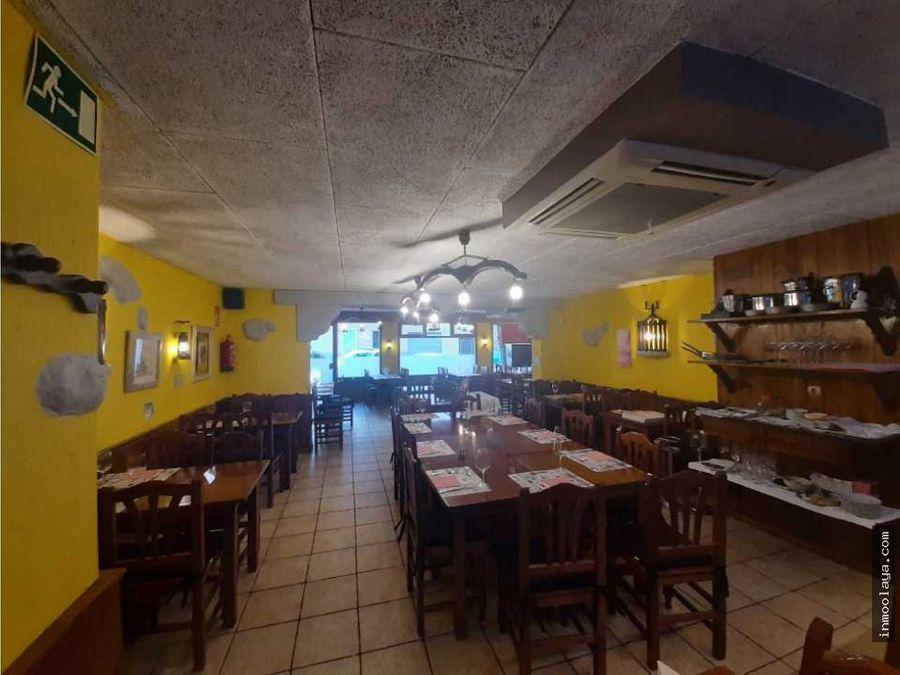 traspaso restaurante braseria c3 en sant boi