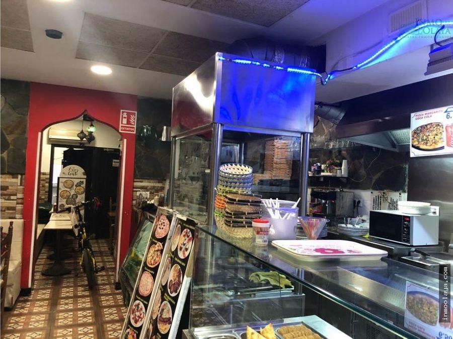 traspaso restaurante c3 en raval