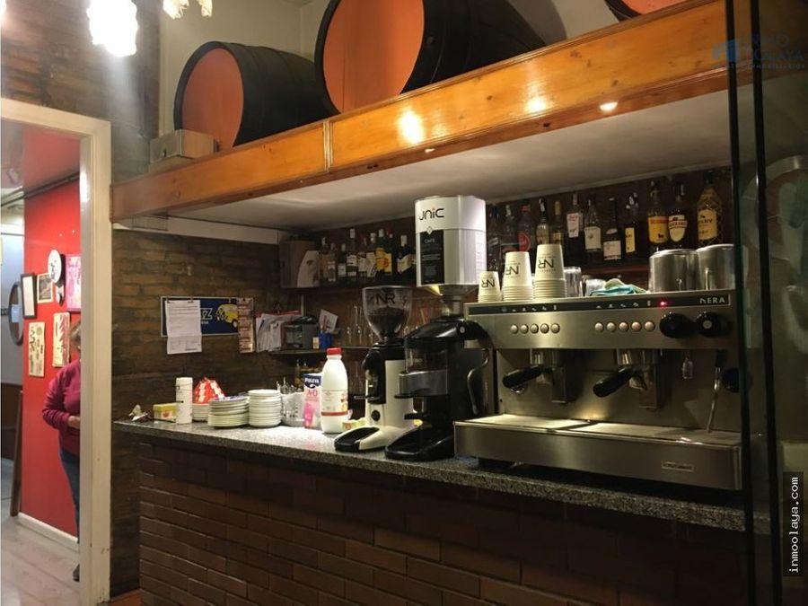 traspaso bar restaurante c3 en sants ciutat de la justicia