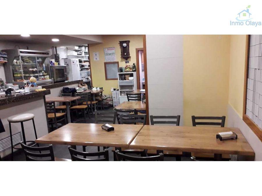 traspaso restaurante cafeteria c3 en les corts