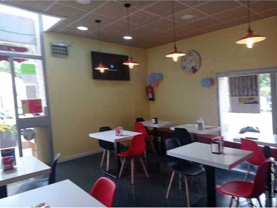 traspaso restaurante fast food en sabadell