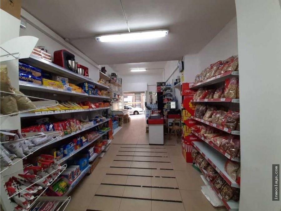 traspaso supermercado en lhospitalet de llobregat