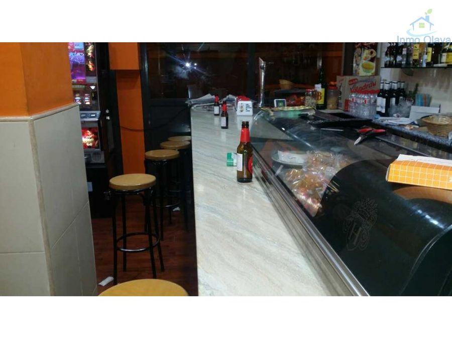 traspaso bar kebab con licencia c3 en virrei amat